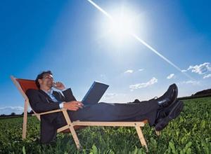 Bürogestaltung hat Einfluss auf die Leistung