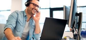 Ergonomie: Was beim Desk-Sharing zu beachten ist