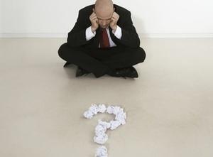 Stress: Angst vor Kündigung bei falscher Entscheidung