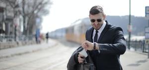 Wegen Streik bei der Bahn zu spät zur Arbeit: die Folgen