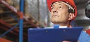 Immer weniger Kontrollen beim Arbeitsschutz