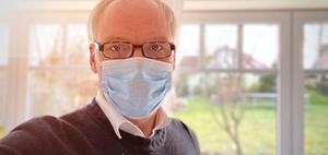 SGB II: Mehrbedarf für Mund-Nase-Bedeckung?