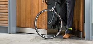 Betriebliche Fahrräder: Durchschnittswerte der privaten Nutzung
