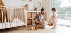 Kündigungsschutz bei aufgeteilter Elternzeit