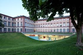 Mannheim Business School Neubau