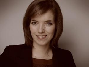 Communications Managerin für HR-Themen bei Microsoft