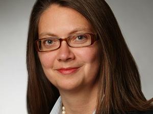 Margret Schulenburg ergänzt aik-Geschäftsführung