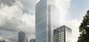 Hochtief Building baut Marienturm in Frankfurt