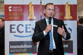 Marketing Award 2016 Laudatio ECE - HfWU