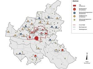 """BBE und IPH präsentieren """"Fachmarktatlas Metropolregion Hamburg"""""""