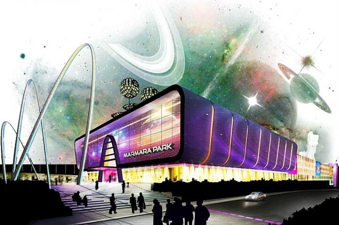 ECE Galaxy Istanbul