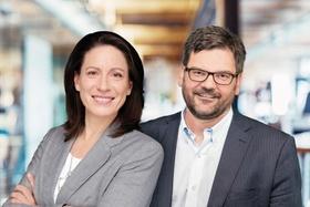 Martina Güttler und Stefan Zanetti