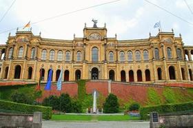 Große Architektur, großer Energiebedarf: Das Maximilianeum in München