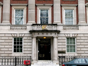 Kanada verkauft Londoner Mayfair-Immobilie an die Lodha Group