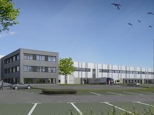 Goodman entwickelt Produktionszentrum für mdexx bei Bremen