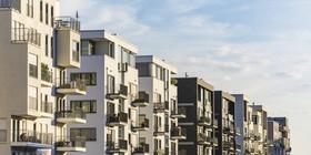 Mehrfamilienhäuser modern WEG-Verwaltung