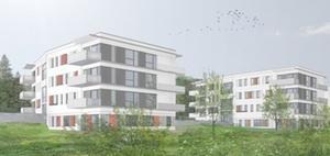 Projekt: WGS baut 39 Wohnungen in Dresden-Zschertnitz