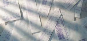Pflichtangaben für Kleinbetragsrechnungen