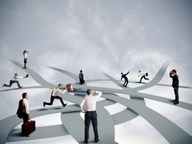 Concept of confusion and business career