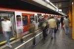 Russland: In Moskau sollte man stets die Metro nehmen, um pünktlich zu sein.