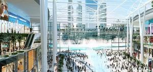Kaum noch neue Shopping-Center in Deutschland