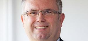 Michael Born übernimmt Personalführung am KRH