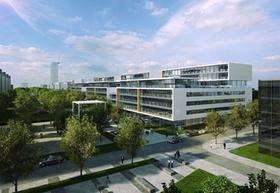 Microsoft-Headquarter Parkstadt Schwabing München