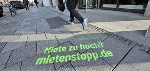 """Volksbegehren """"Mietenstopp"""" in Bayern einen Schritt weiter"""