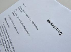 Mietvertrag (2)