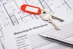 Mietvertrag für Wohnräume