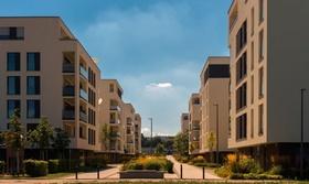 Mietwohnungsbau Wohnungen Neubau
