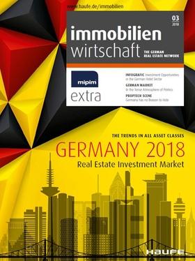 sonderverffentlichung immobilienwirtschaft zur mipim 2018 - Gelangensbesttigung Muster