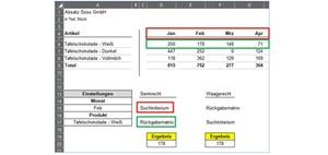 Mit der neuen Excel-Formel XVERWEIS andere Formeln ablösen