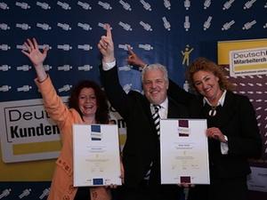 """Preisverleihung: """"Mitarbeiterchampion 2013"""" ausgezeichnet"""