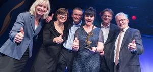 Wohnungsunternehmen erhält Human Resources Excellence Award