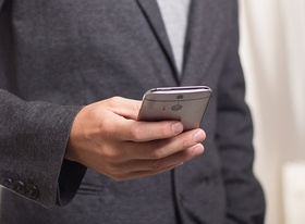 Mobile Recruiting mit Smartphone