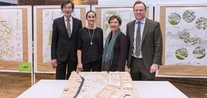 Projekt: 1.400 neue Wohnungen in Hamburg-Wilhelmsburg geplant