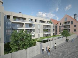 Augsburg: Neues Wohnprojekt mit 28 Wohnungen