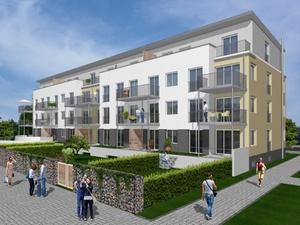 Planung und Verkauf: Wohnungen mit Kinderbonus