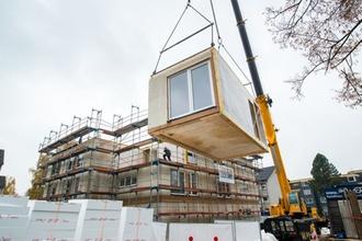 Typengenehmigung beschlossen: Hessen lockert Vorschriften für den seriellen Wohnungsbau