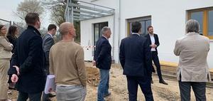 kwb stellt Mehrfamilienhaus aus Modulen in Idstein fertig