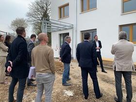Modulhaus Idstein kwb Fertigstellung