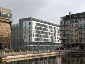 Lammerting entwickelt Motel One am Mediapark Köln