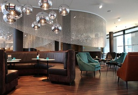 Motel One Frankfurt Messe Lounge