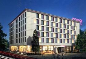 Moxy Hotel Gateway Gardens Frankfurt Airport City