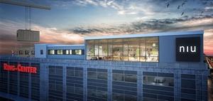 Berlin: Startup MQ baut Modul-Hotel auf Shopping-Center