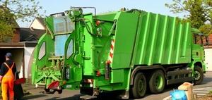 Teures Trinkgeld: Müllmann wegen Bestechlichkeit vor Gericht