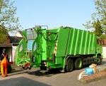 Müllwagen
