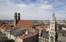 München Altstadt-Panorama