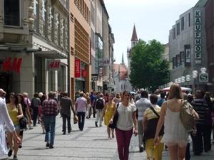 Einzelhandelsmieten steigen um bis zu neun Prozent